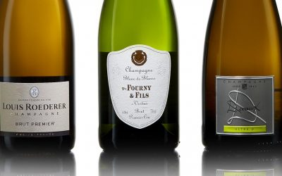 Champagne to buy now, enjoy later. Or now