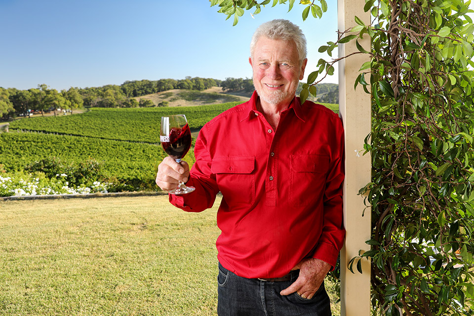 Mike Press Wines: Mike works his magic again
