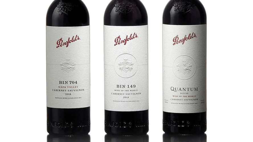 Penfolds' California Collection wines