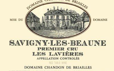1999 Domaine Chandon Briailles Savigny-Les-Beaune Premier Cru Les Lavieres