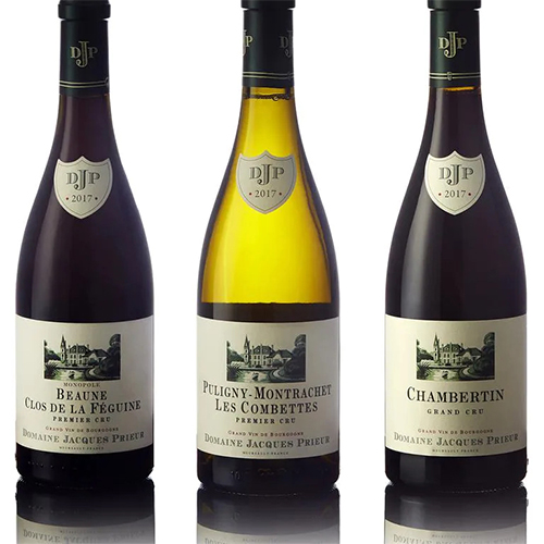 Domaine Jacques Prieur of Burgundy: pricey, but much improved