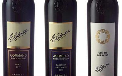 The making of Elderton wines