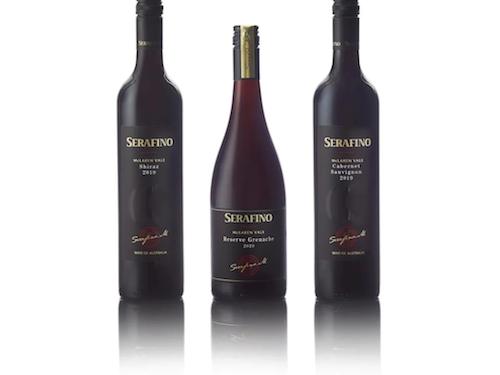 The making of Serafino wines