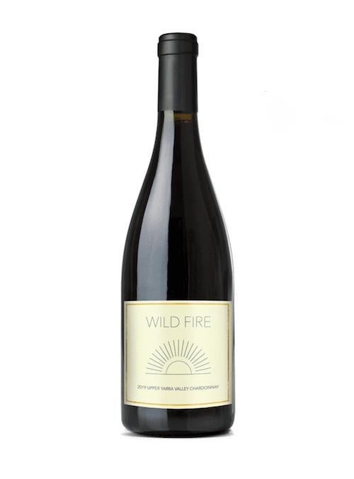 2019 Wild Fire Wines Upper Yarra Valley Chardonnay