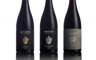 The making of Angove Family wines