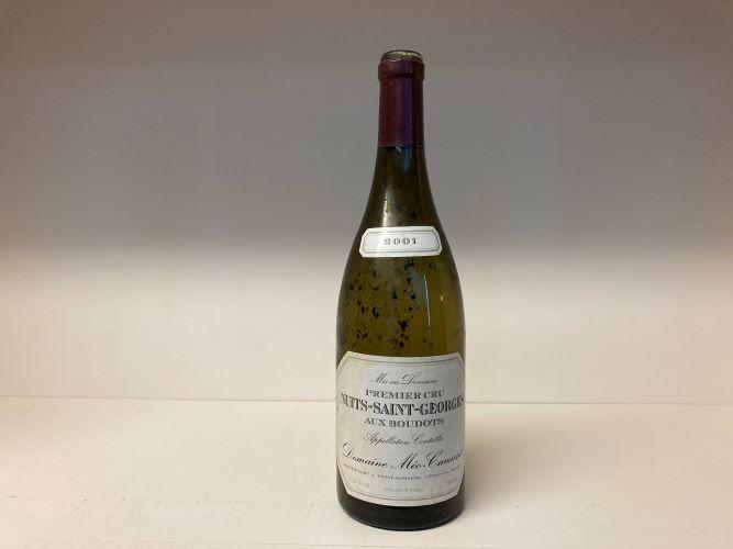 2001 Domaine Méo-Camuzet Premier Cru Nuits-Saint-Georges Aux Boudots