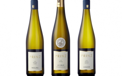 The making of Prinz wines